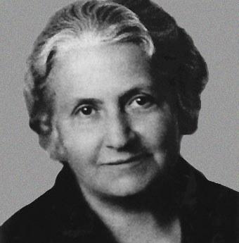 qui tait maria montessori - Maria Montessori Lebenslauf