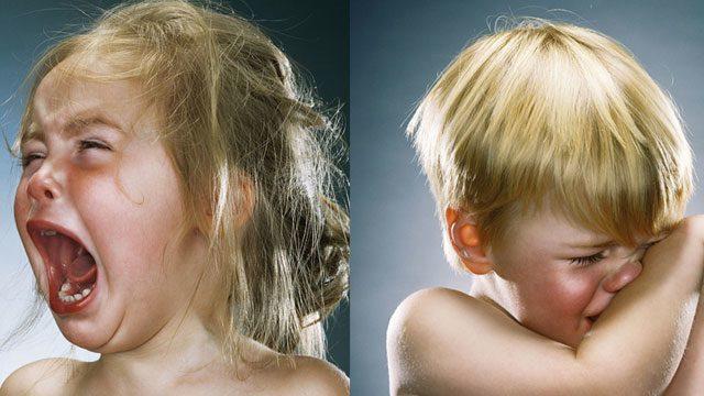 Pourquoi l'enfant contrôle-t-il mal ses émotions ?