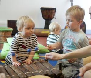 L'éveil musical: une activité d'expression ouverte à tous les enfants