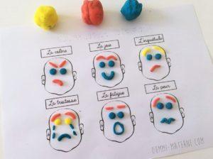 [Activité] A la découverte des émotions !