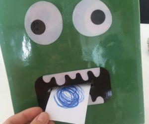 [Activité gestions des émotions] Le monstre mangeur de colère