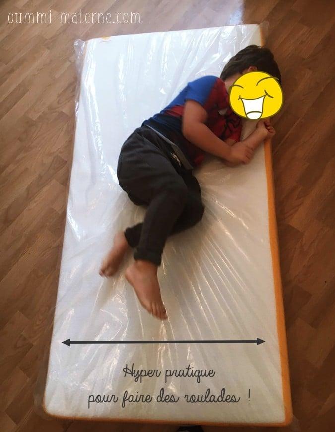 j ai test eve matelas version bambin oummi materne le guide pour une vie de famille. Black Bedroom Furniture Sets. Home Design Ideas