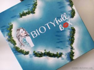 [J'ai testé] La Biotyfull Box de juillet !