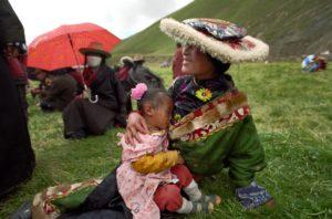 L'allaitement maternel dans les traditions du monde