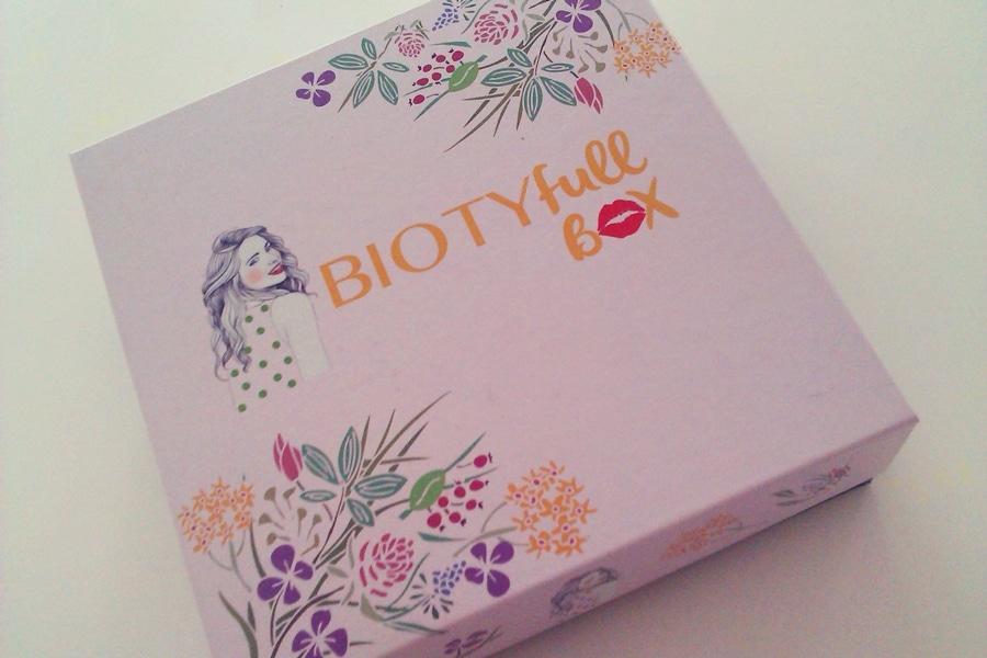[Chronique] La Biotyfull box de septembre, spécial detox !