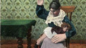 La fessée, le quatrième commandement et la suppression des émotions authentiques