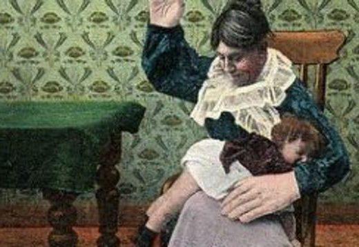 La fessée, le quatrième commandement et la suppression des émotions authentiques Interview