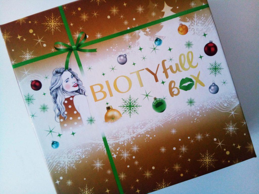[Chronique] La biotyfull box de décembre, «La merveilleuse» – édition spéciale Noël