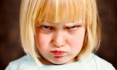 enfants colère