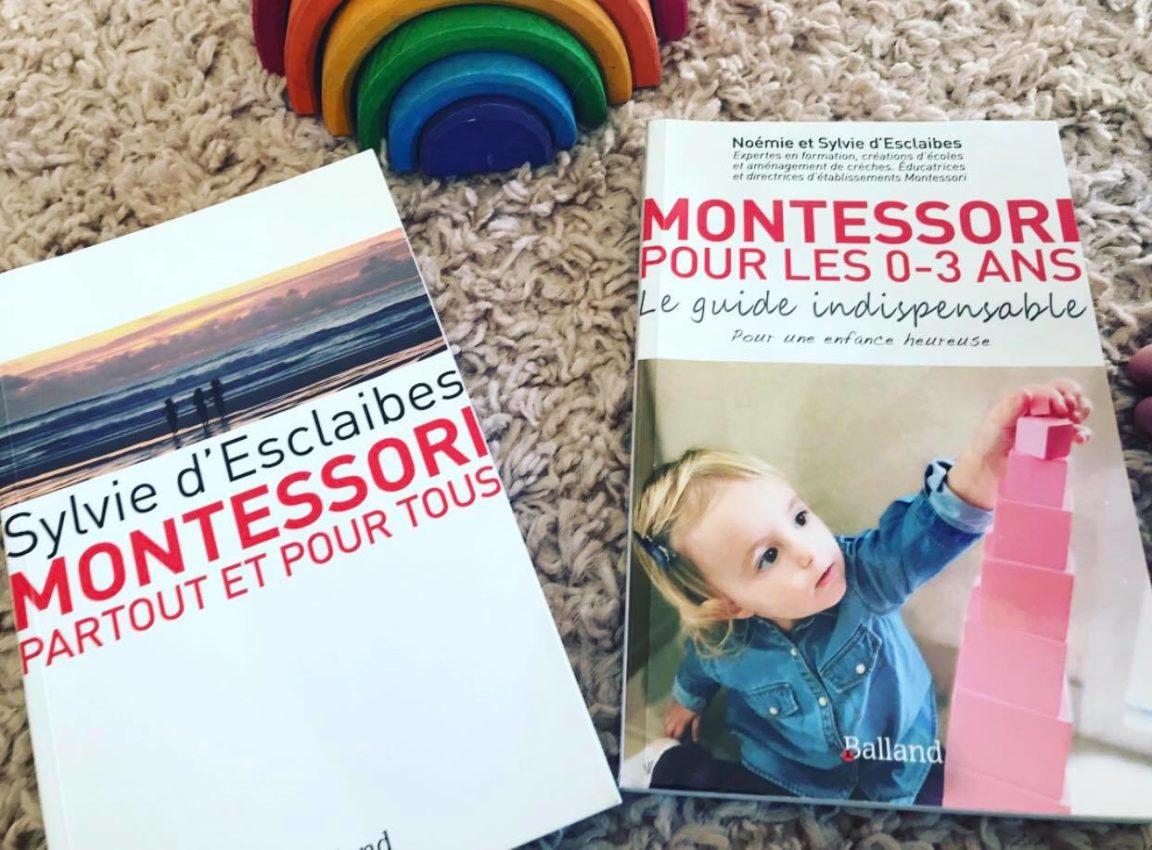 montessori deux livres de sylvie d esclaibes d couvrir oummi materne le blog d 39 une. Black Bedroom Furniture Sets. Home Design Ideas