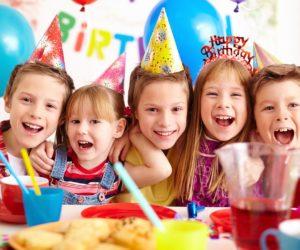 Des idées pour l'animation d'un anniversaire d'enfant