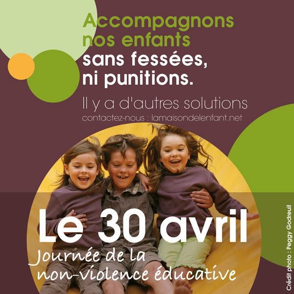 La journée de la non violence éducative
