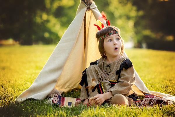 Top 5 des plus beaux tipis pour enfant