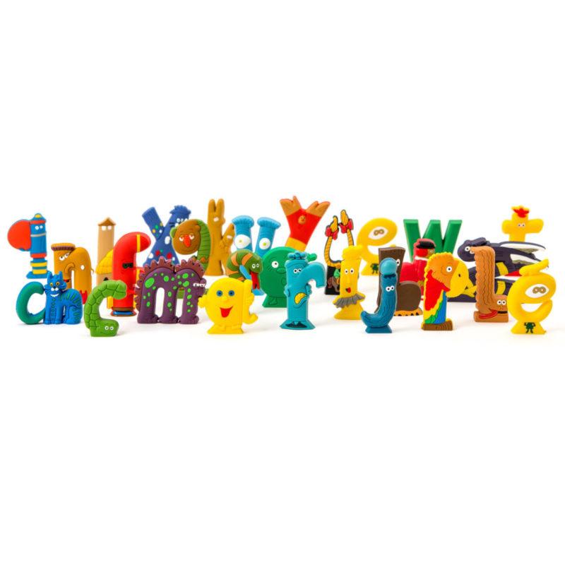 28 figurines des alphas