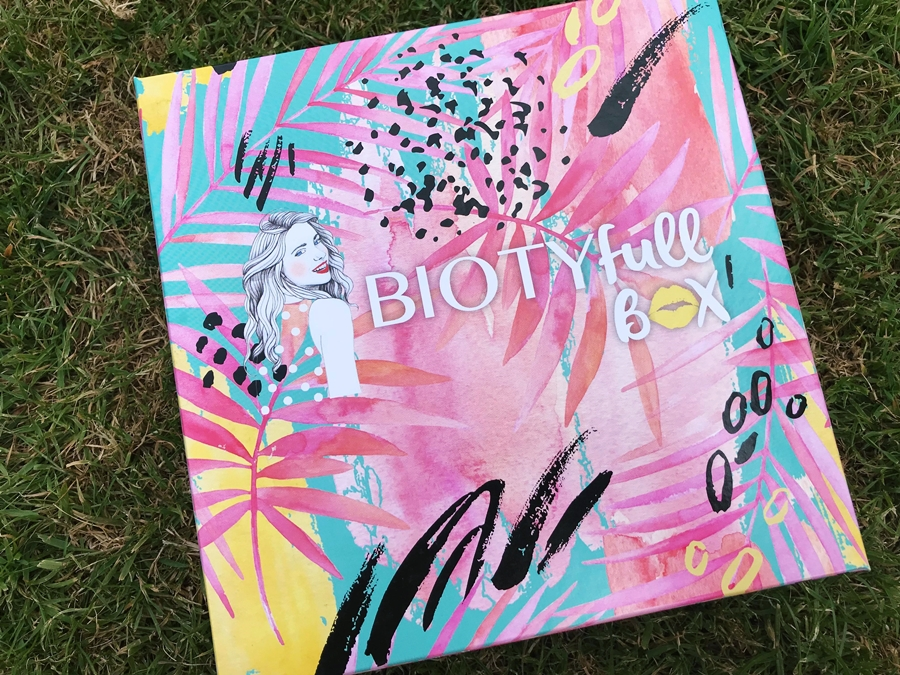 [Chronique] La Biotyfull box de Juin : L'Activ'Été