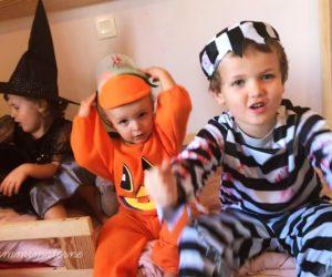Ce ne serait pas bientôt Halloween ?