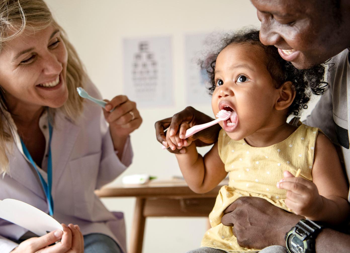 Dentiste Bébé