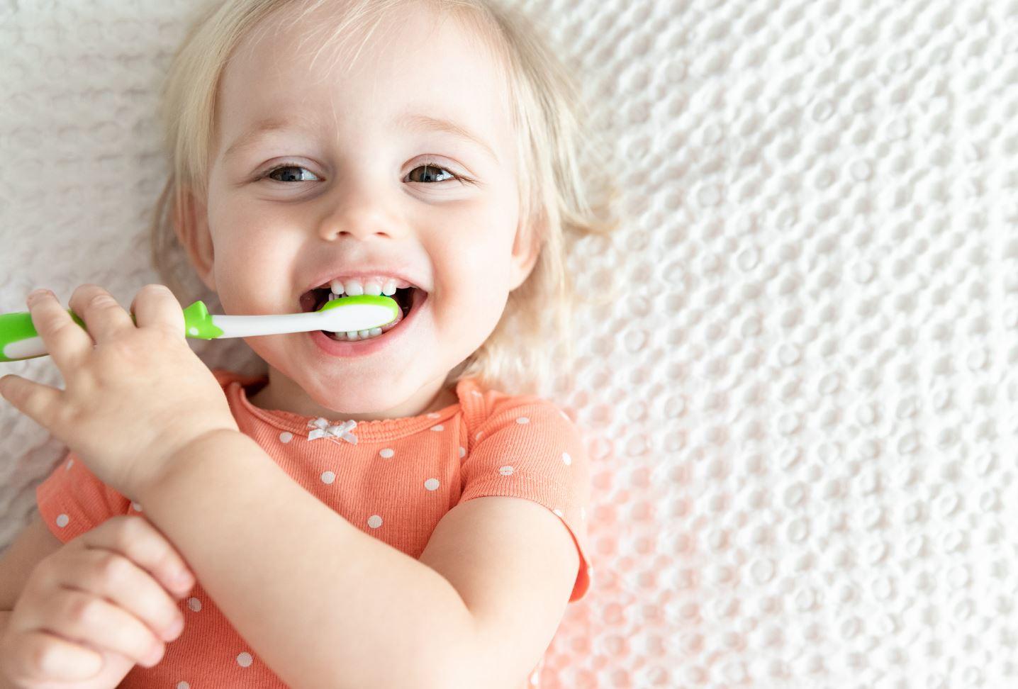 Bébé Brosse à Dents