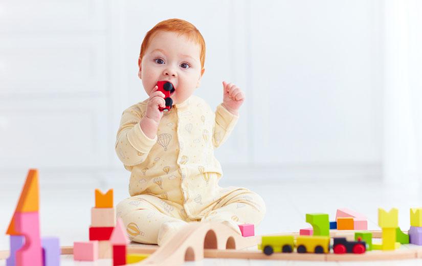 Eviter Bacteries Jouet Enfant