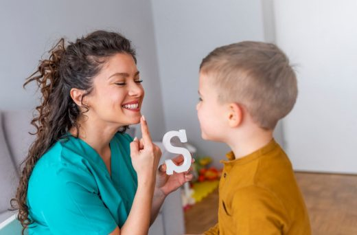 Enfant Begaiement Orthophoniste