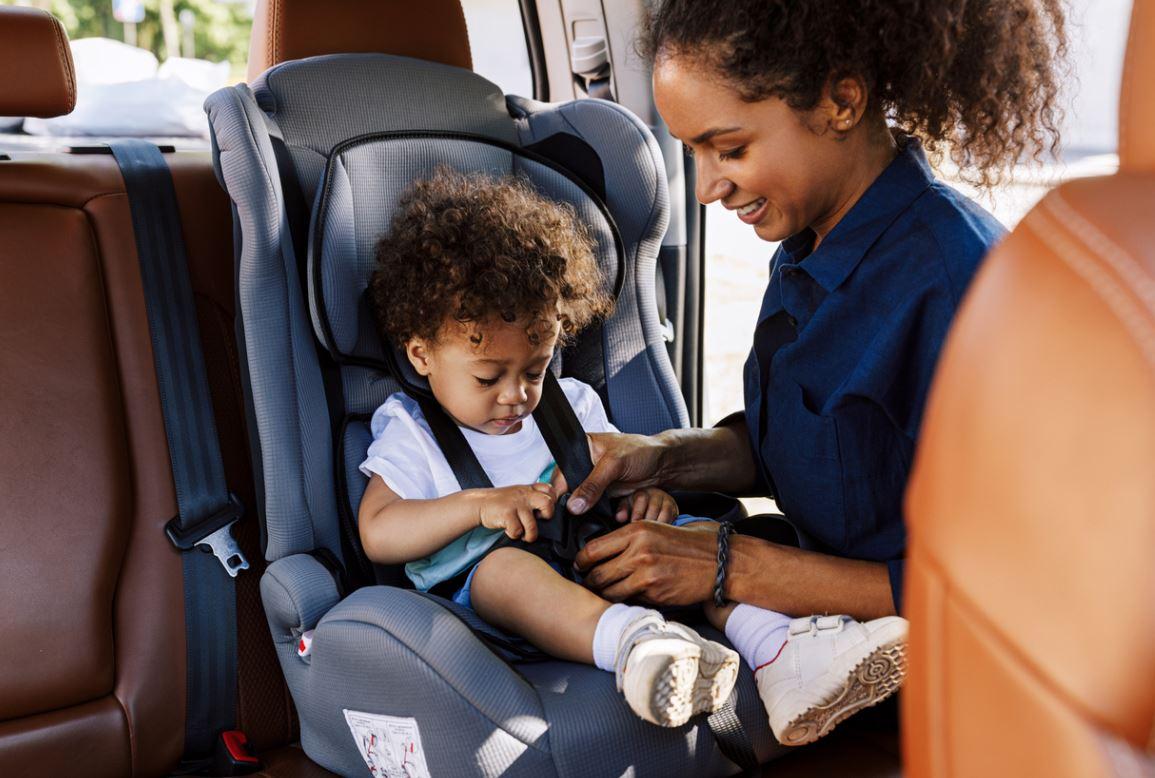 Enfant Voiture Consigne Securite