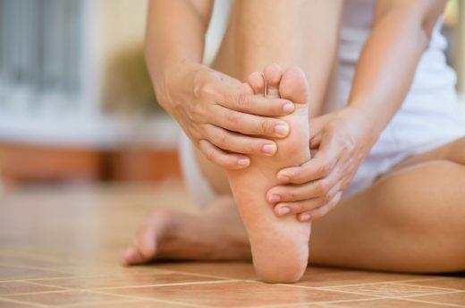 Reflexologie Plantaire Massage Pied