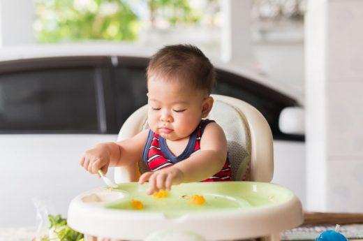 Alimentation Enfant 1 An